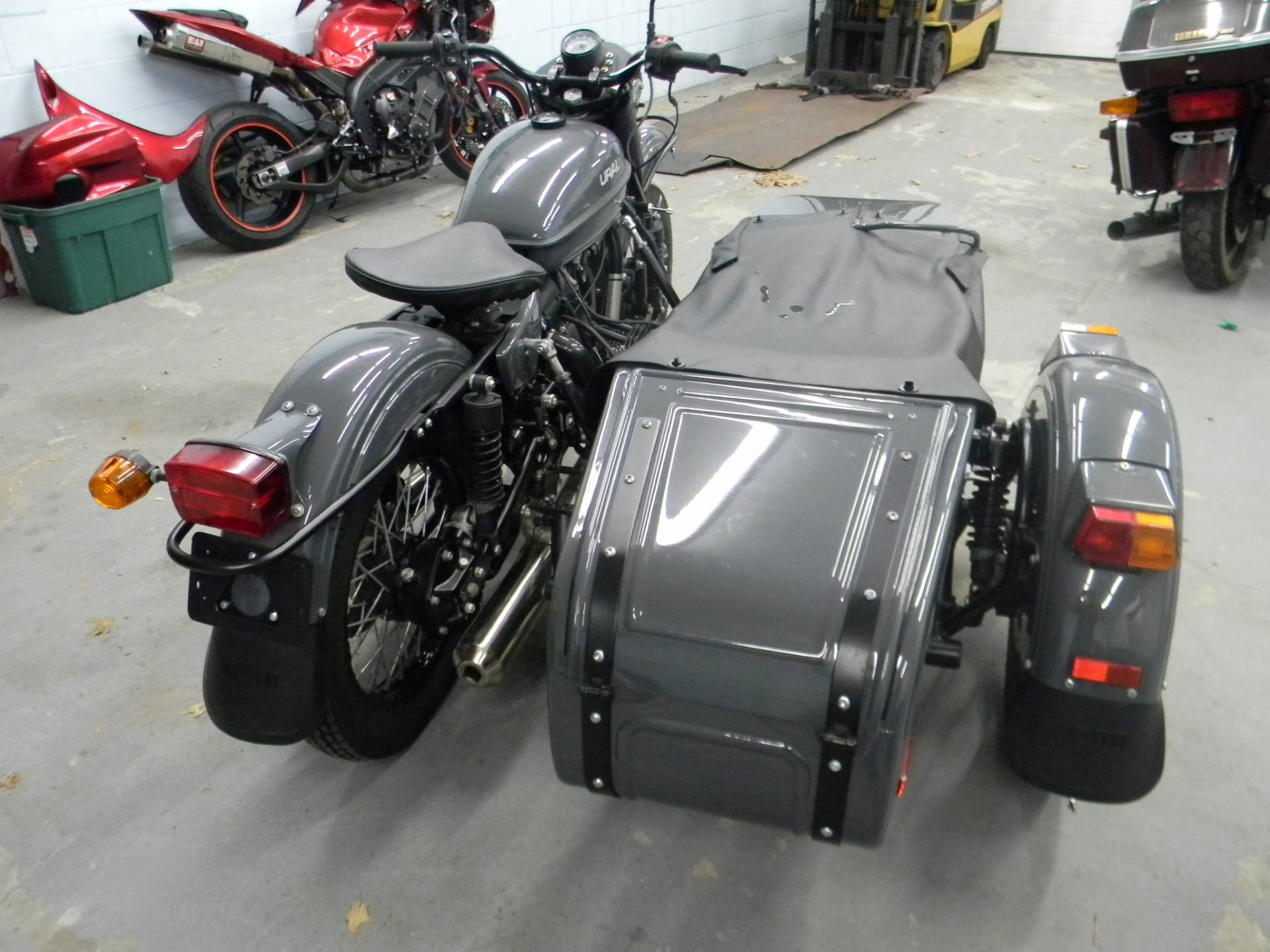 2015 Ural Motorcycles cT in Springfield, Massachusetts