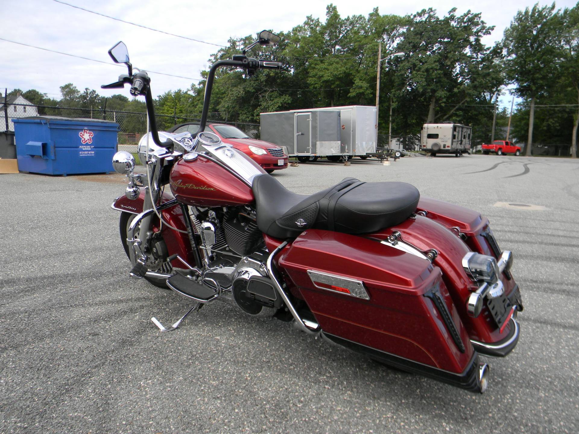 2009 Harley-Davidson Road King® in Springfield, Massachusetts - Photo 8