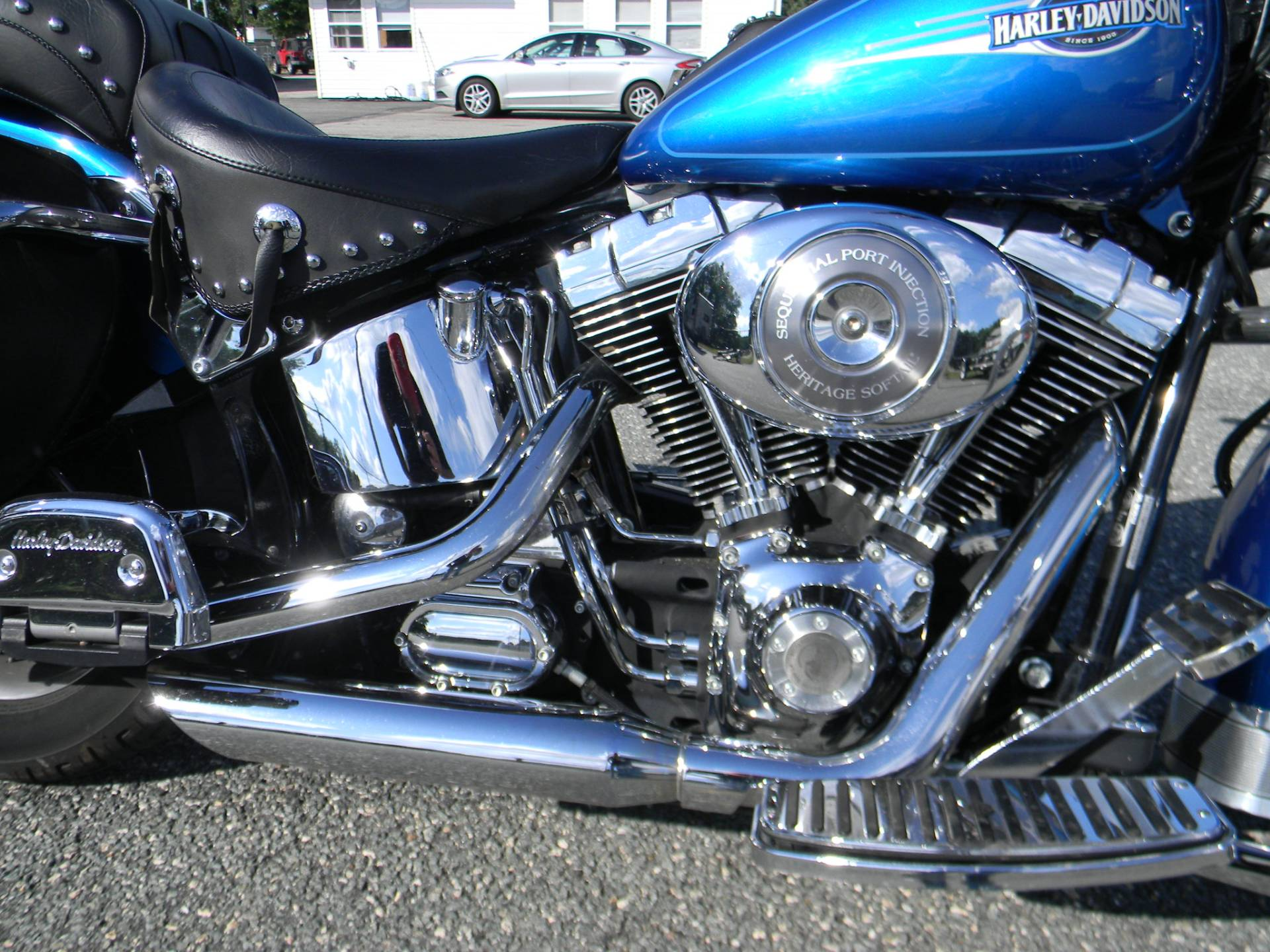 2006 Harley-Davidson Heritage Softail® Classic in Springfield, Massachusetts - Photo 4