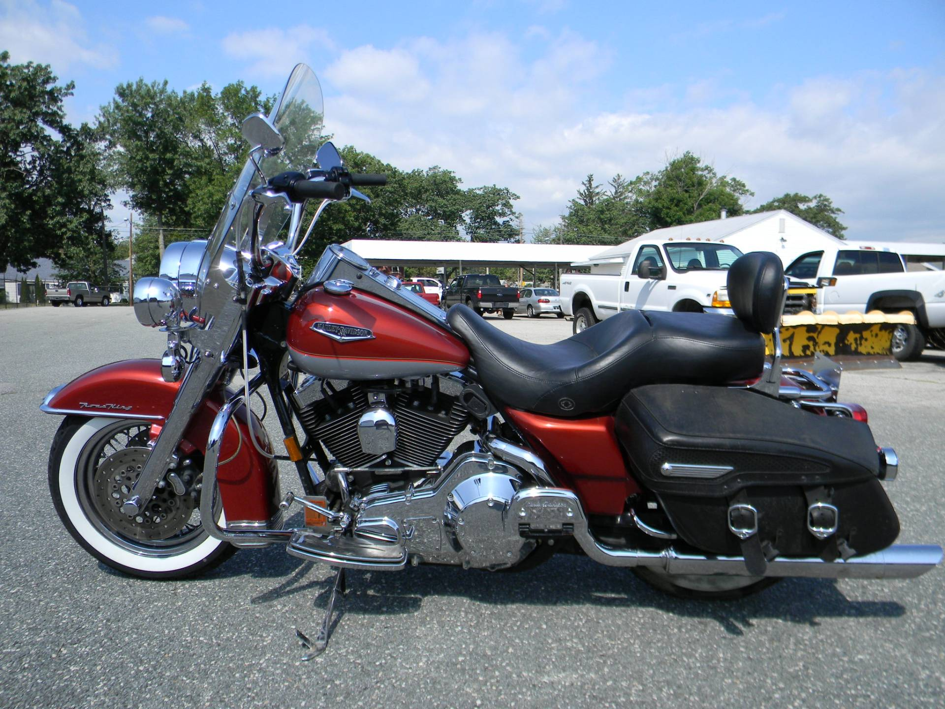 2000 Harley-Davidson FLHRCI Road King® Classic in Springfield, Massachusetts