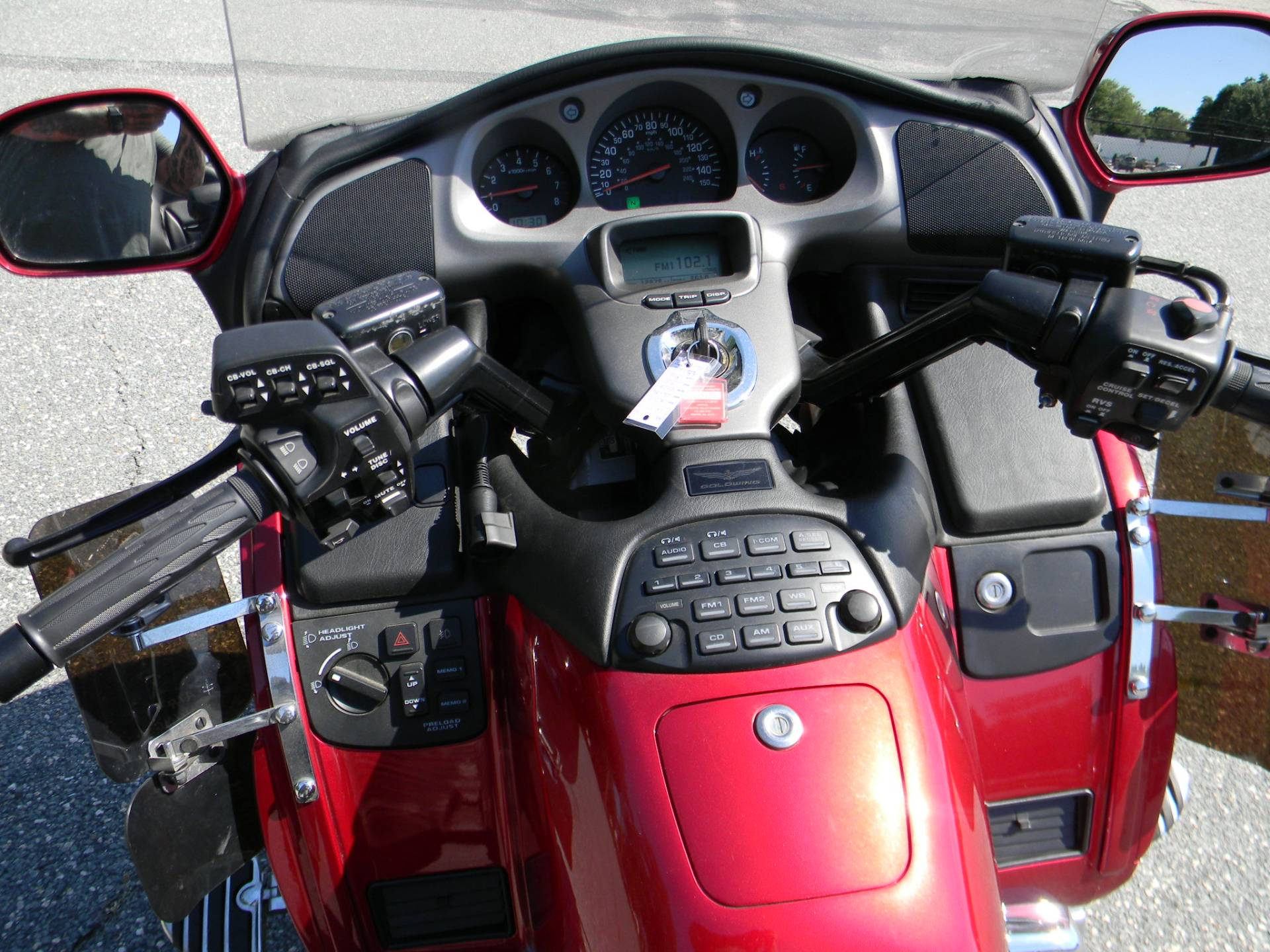 2003 Honda Gold Wing in Springfield, Massachusetts
