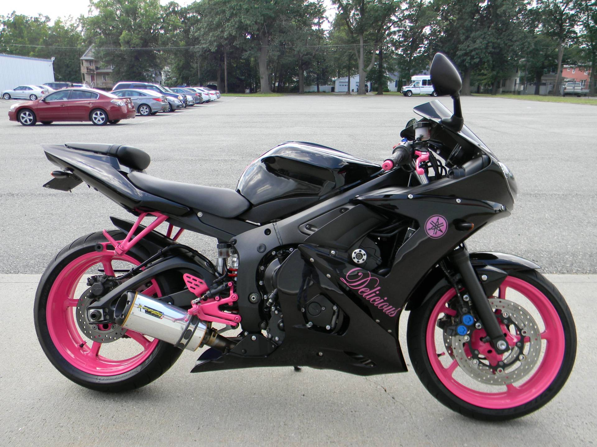 2004 Yamaha YZF-R6 for sale 59357