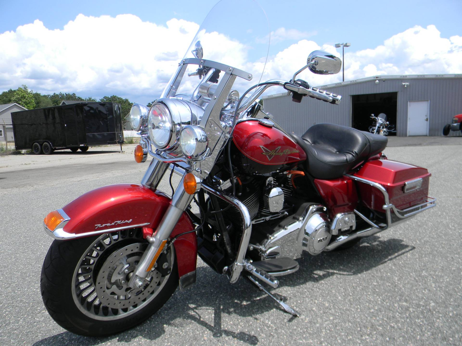 2012 Harley-Davidson Road King® in Springfield, Massachusetts - Photo 6