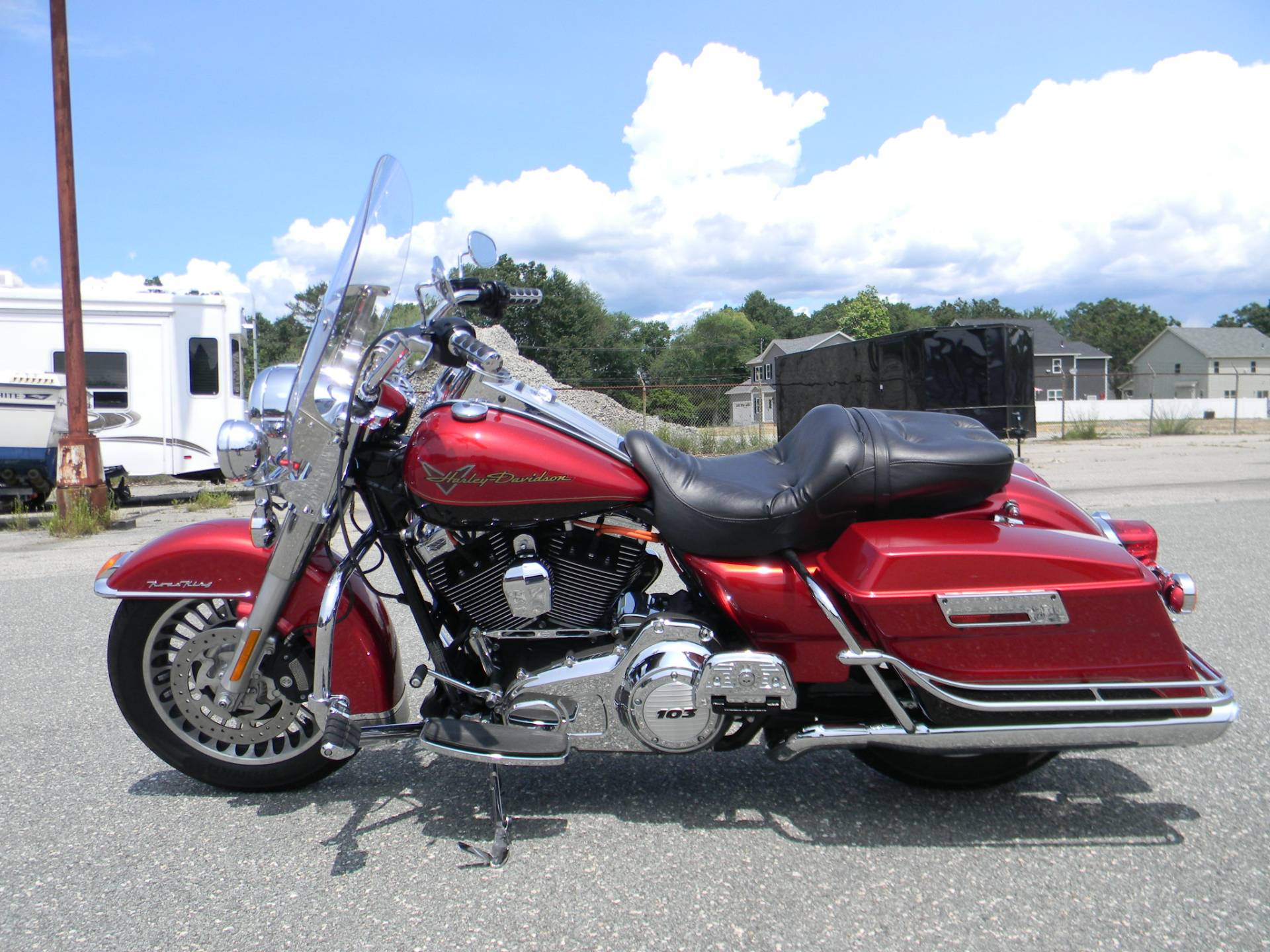 2012 Harley-Davidson Road King® in Springfield, Massachusetts - Photo 7