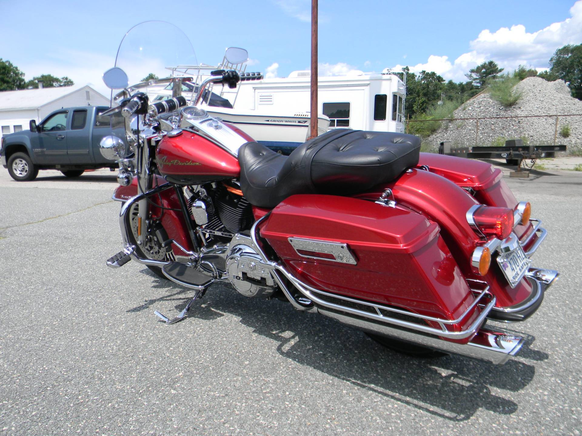 2012 Harley-Davidson Road King® in Springfield, Massachusetts - Photo 8