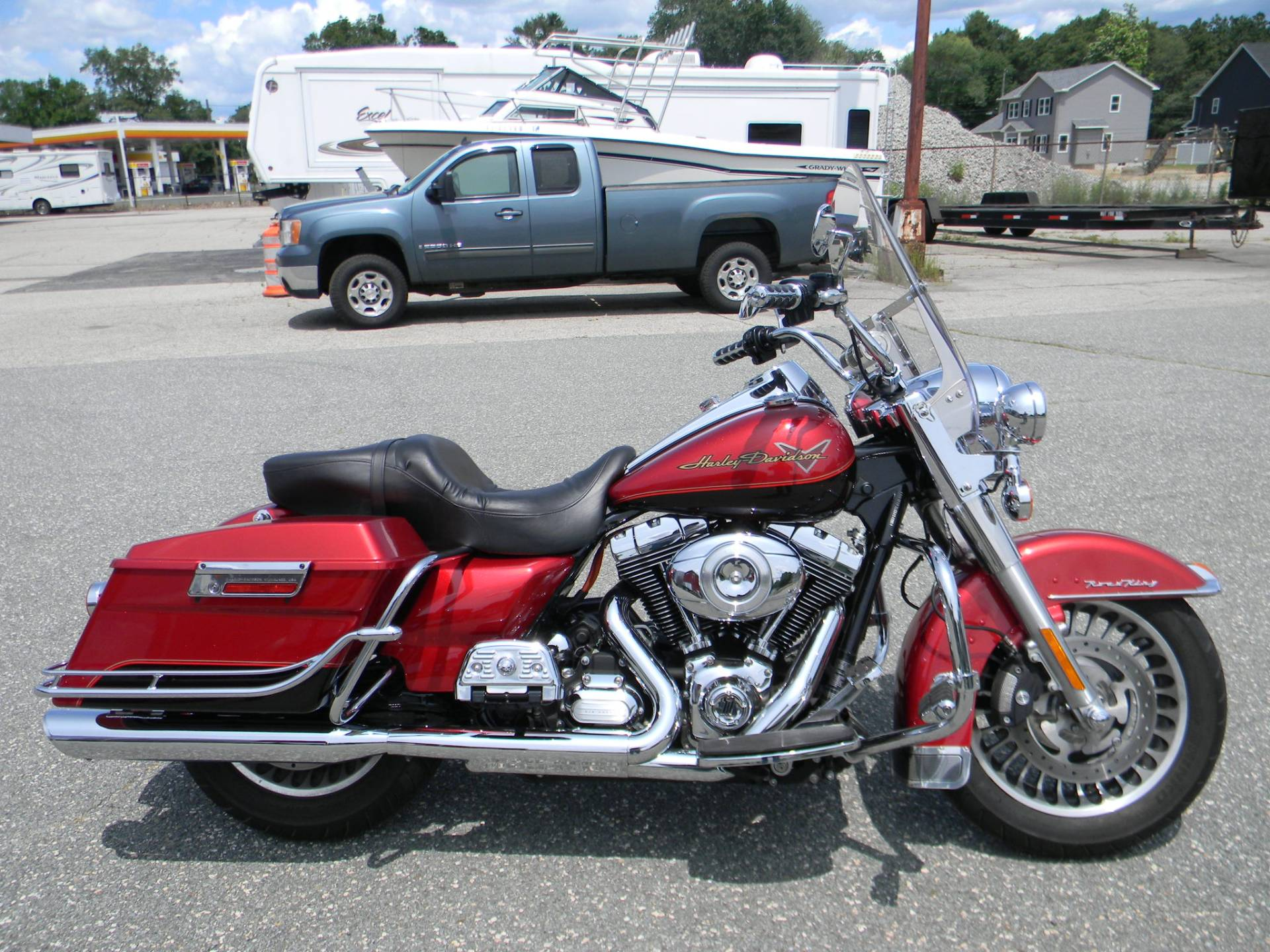 2012 Harley-Davidson Road King® in Springfield, Massachusetts - Photo 1