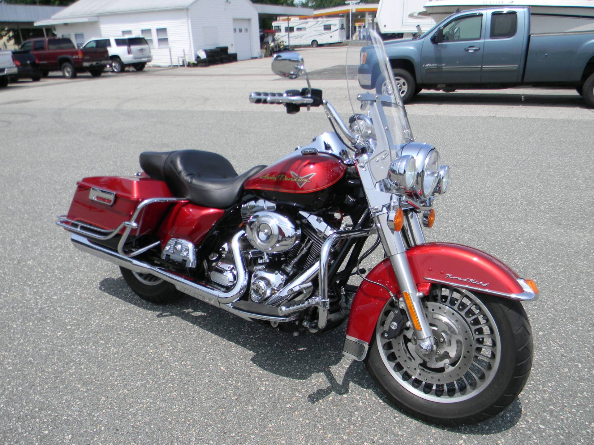 2012 Harley-Davidson Road King® in Springfield, Massachusetts - Photo 3