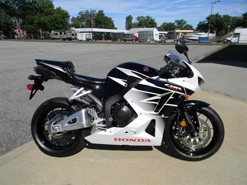 2016 Honda CBR600RR in Springfield, Massachusetts