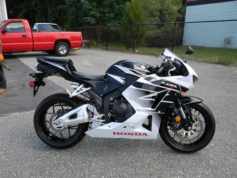 2016 Honda CBR600RR in Springfield, Massachusetts - Photo 1