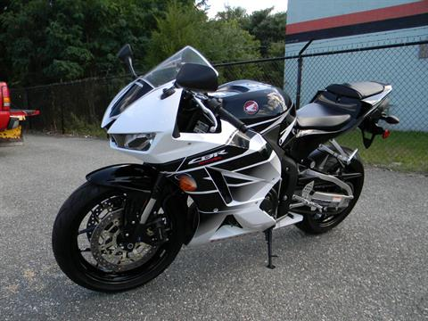 2016 Honda CBR600RR in Springfield, Massachusetts - Photo 4