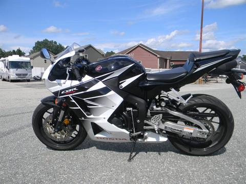 2016 Honda CBR600RR in Springfield, Massachusetts - Photo 6