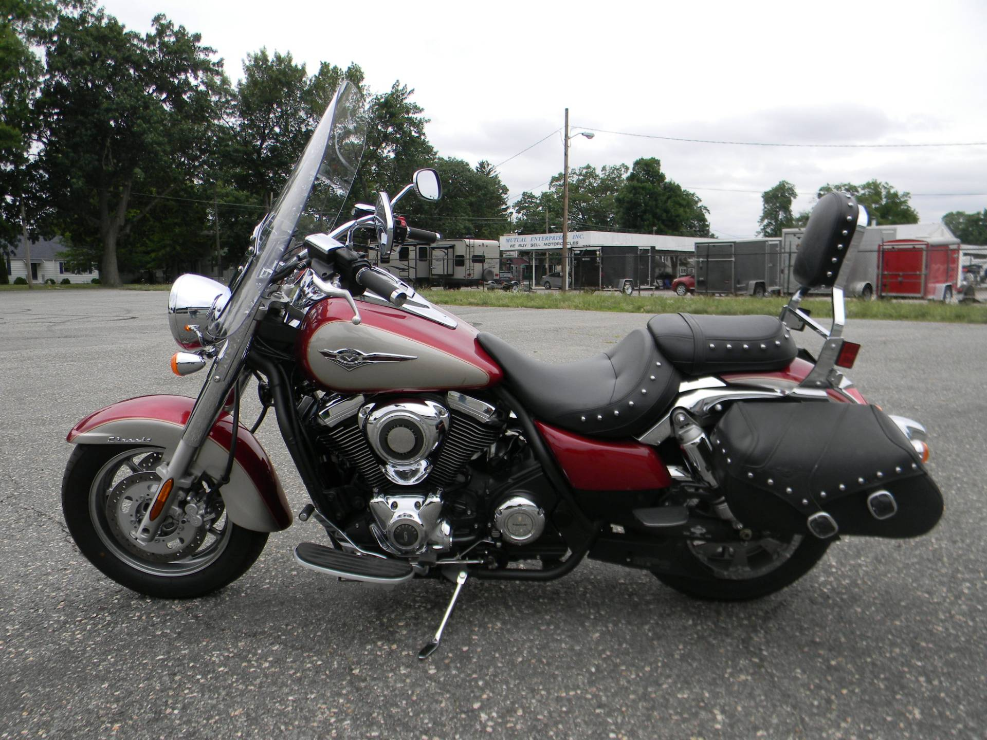 2010 Kawasaki Vulcan® 1700 Classic LT in Springfield, Massachusetts - Photo 6