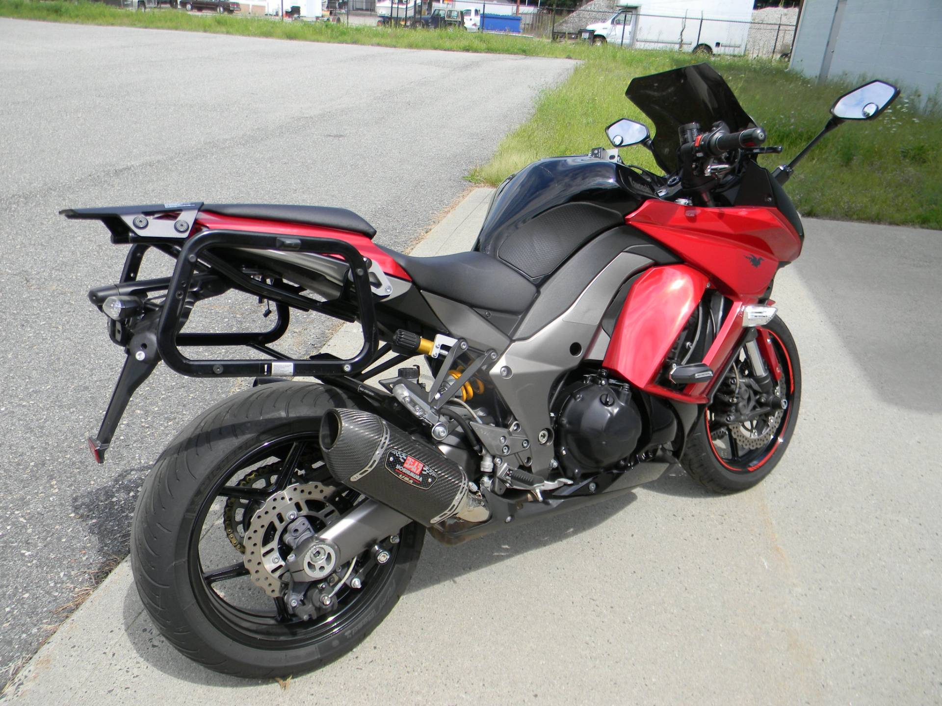 2011 Kawasaki Ninja® 1000 in Springfield, Massachusetts