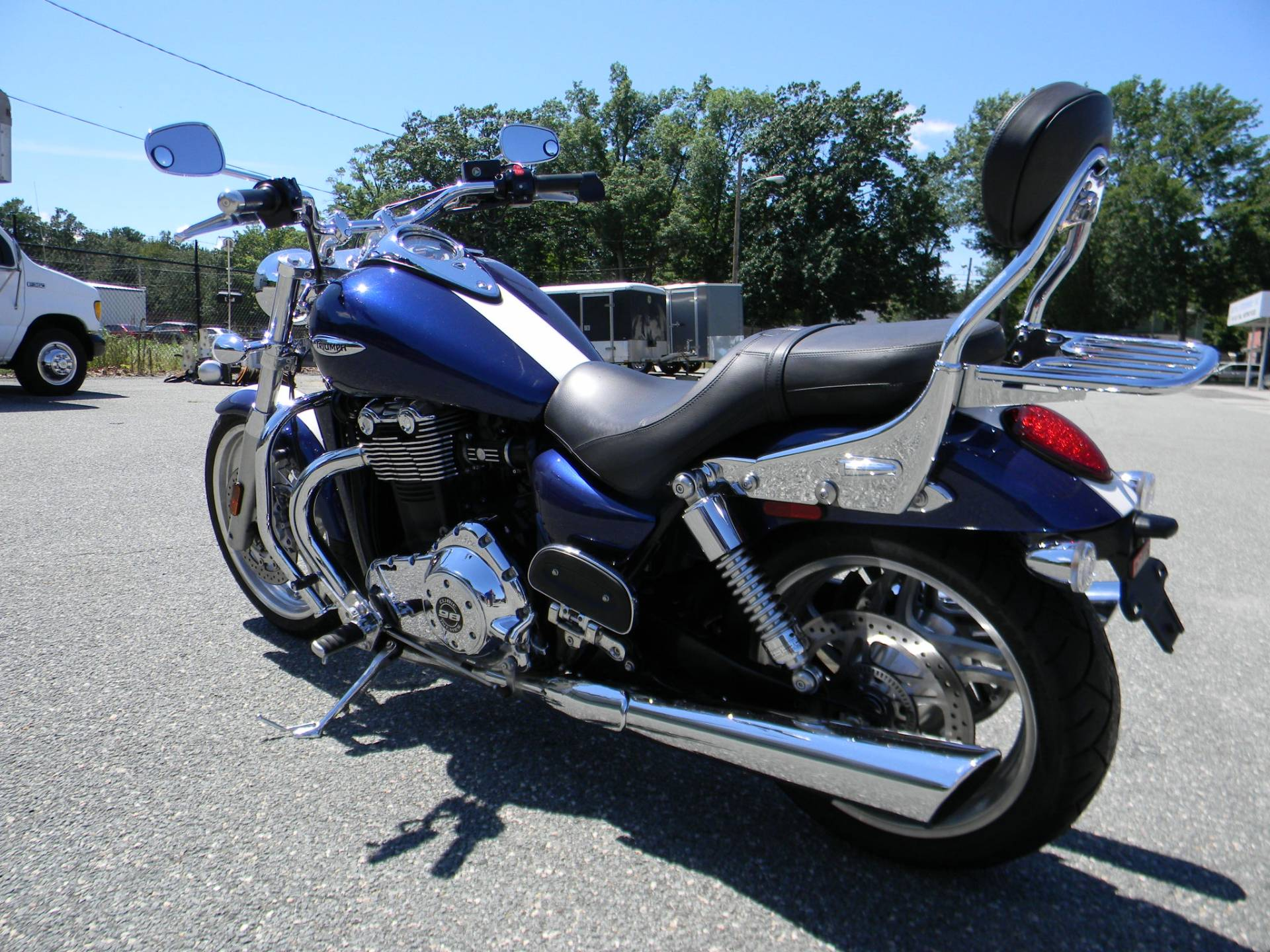 2012 Triumph Thunderbird ABS in Springfield, Massachusetts