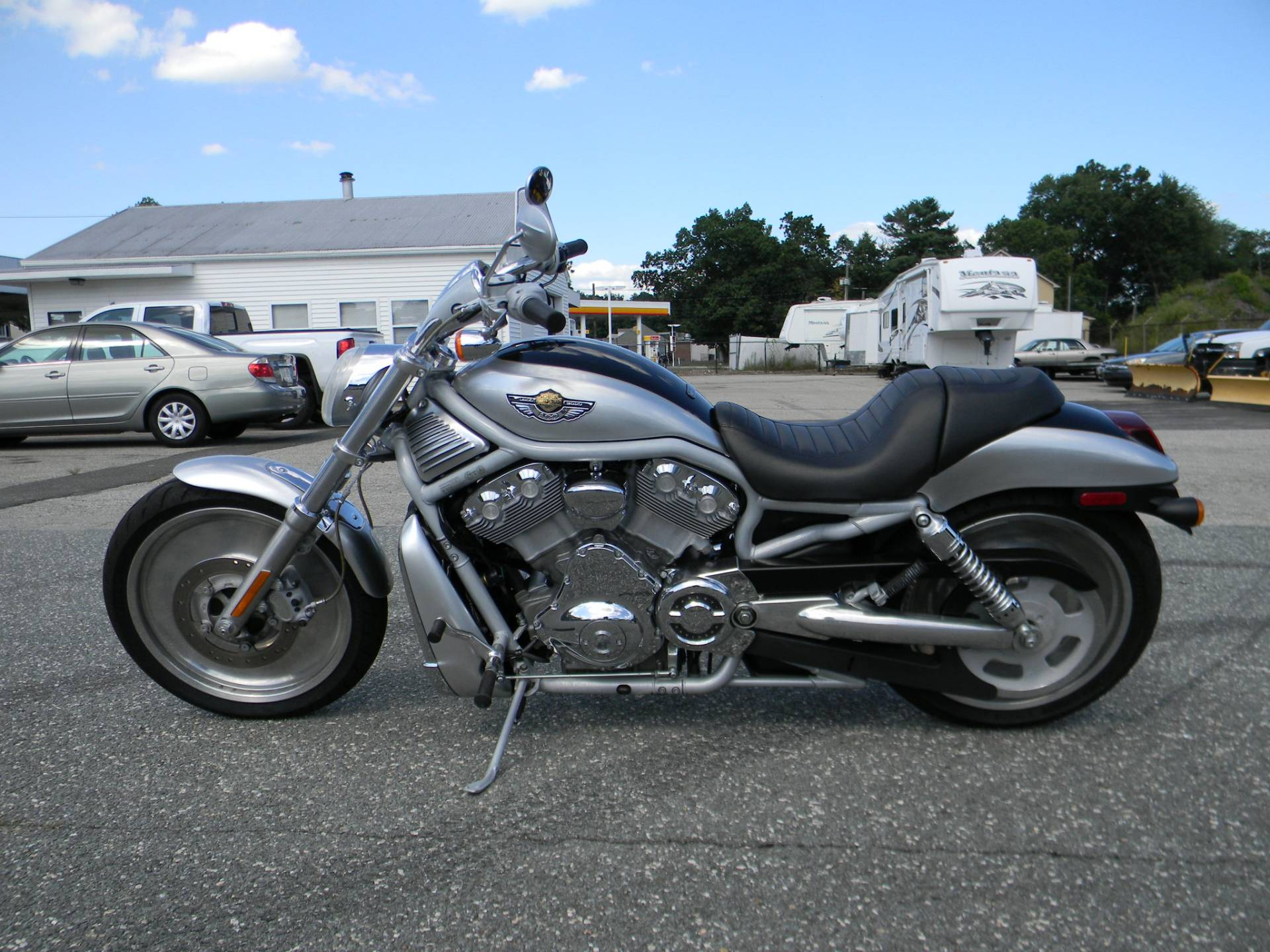 2003 Harley-Davidson VRSCA  V-Rod® in Springfield, Massachusetts - Photo 7