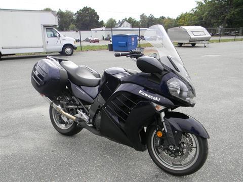 2010 Kawasaki Concours™ 14 ABS in Springfield, Massachusetts