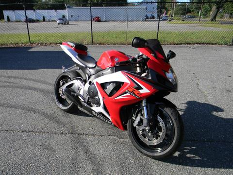 2007 Suzuki GSX-R600™ in Springfield, Massachusetts - Photo 2