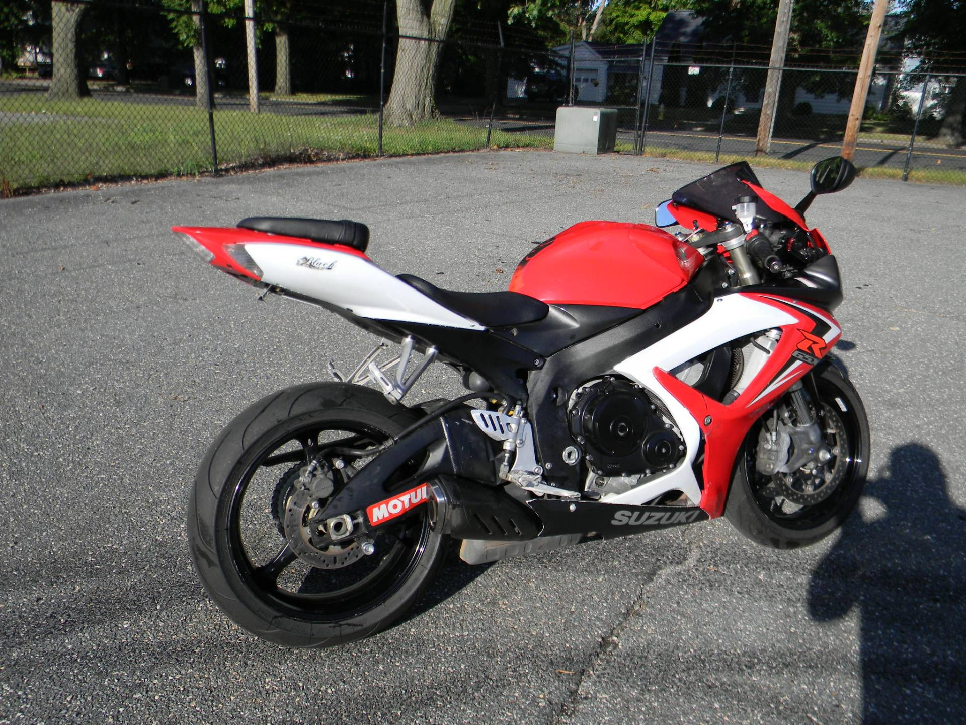 2007 Suzuki GSX-R600™ in Springfield, Massachusetts - Photo 3