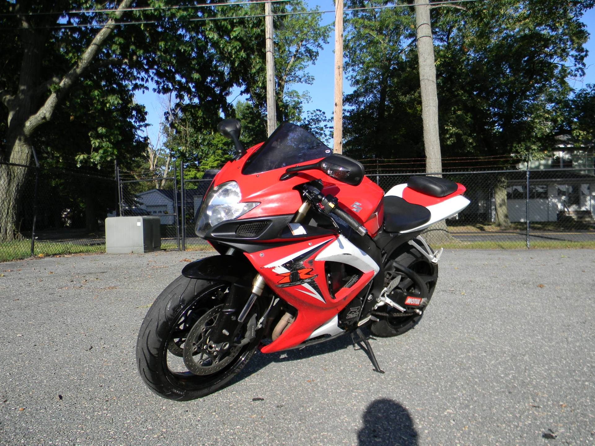 2007 Suzuki GSX-R600™ in Springfield, Massachusetts - Photo 5