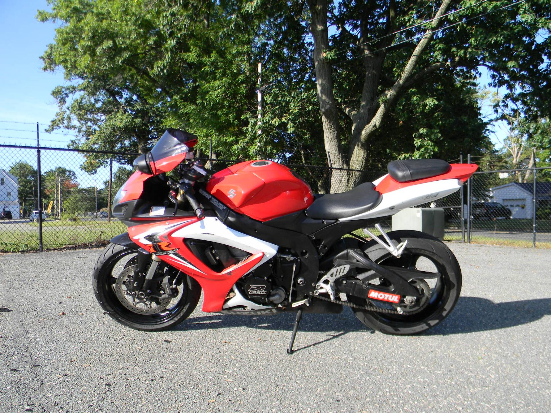 2007 Suzuki GSX-R600™ in Springfield, Massachusetts - Photo 6