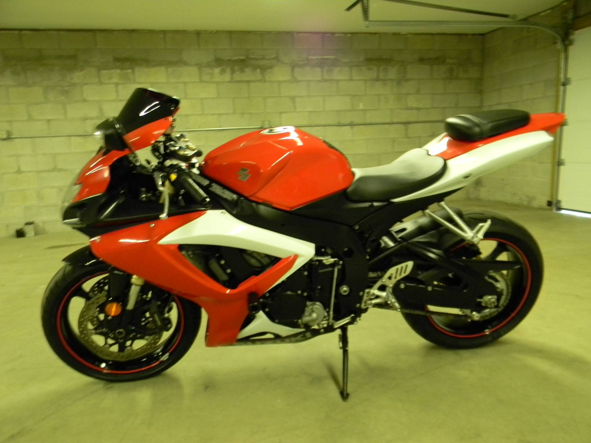 2007 Suzuki GSX-R600™ in Springfield, Massachusetts