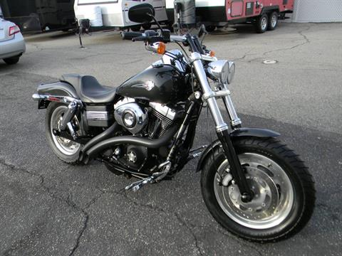 2011 Harley-Davidson Dyna® Fat Bob® in Springfield, Massachusetts - Photo 2