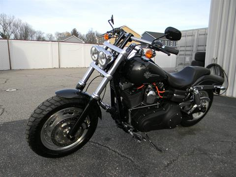 2011 Harley-Davidson Dyna® Fat Bob® in Springfield, Massachusetts - Photo 5