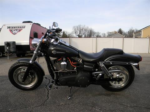 2011 Harley-Davidson Dyna® Fat Bob® in Springfield, Massachusetts - Photo 6