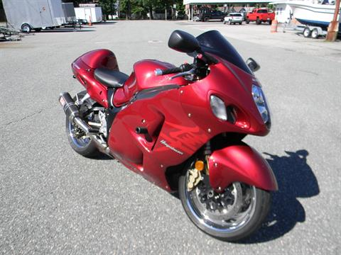 2007 Suzuki Hayabusa™ 1300 in Springfield, Massachusetts