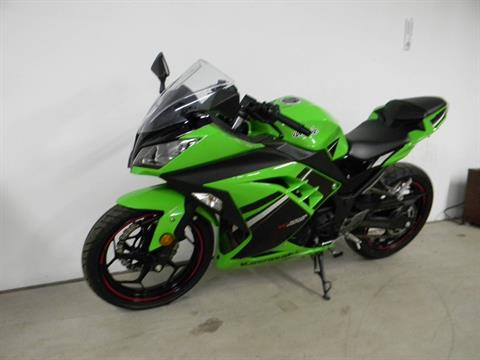 2014 Kawasaki Ninja® 300 ABS SE in Springfield, Massachusetts