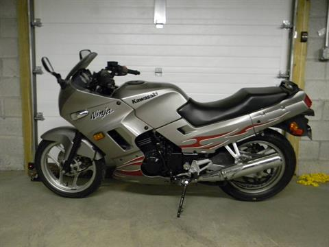 2007 Kawasaki Ninja® 250R in Springfield, Massachusetts