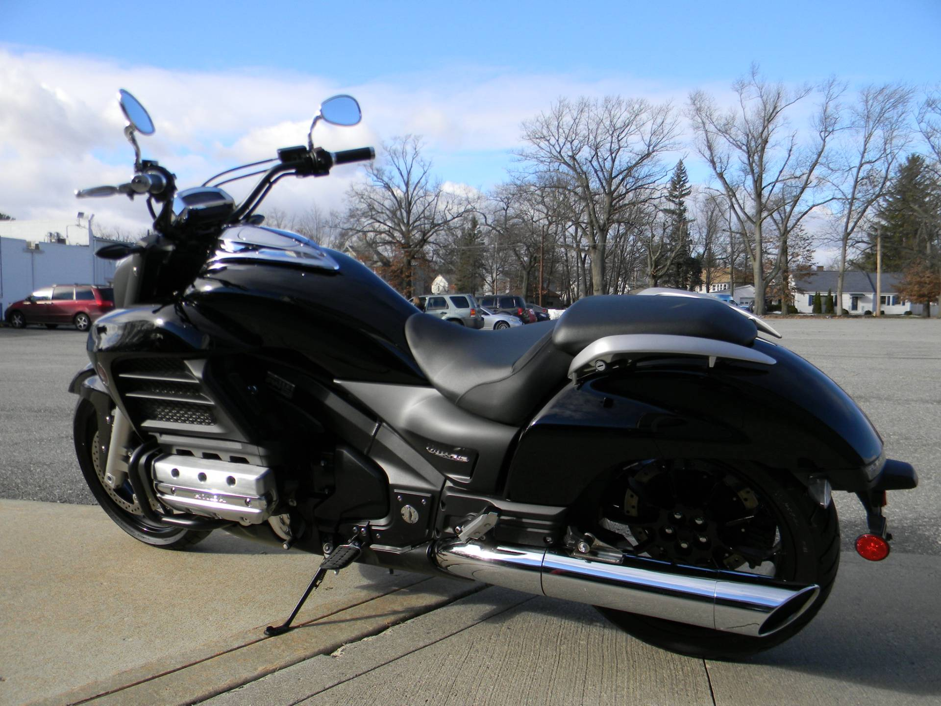 2014 Honda Gold Wing® Valkyrie® in Springfield, Massachusetts
