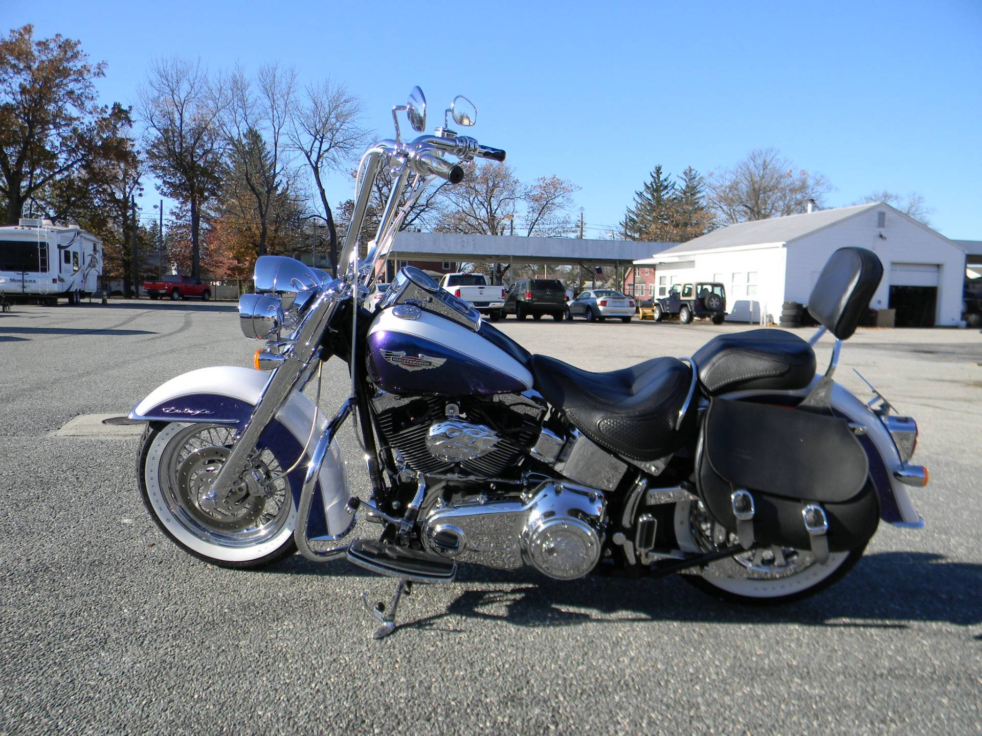 2010 Harley-Davidson Softail® Deluxe in Springfield, Massachusetts - Photo 7