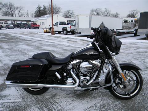 2014 Harley-Davidson Street Glide® in Springfield, Massachusetts