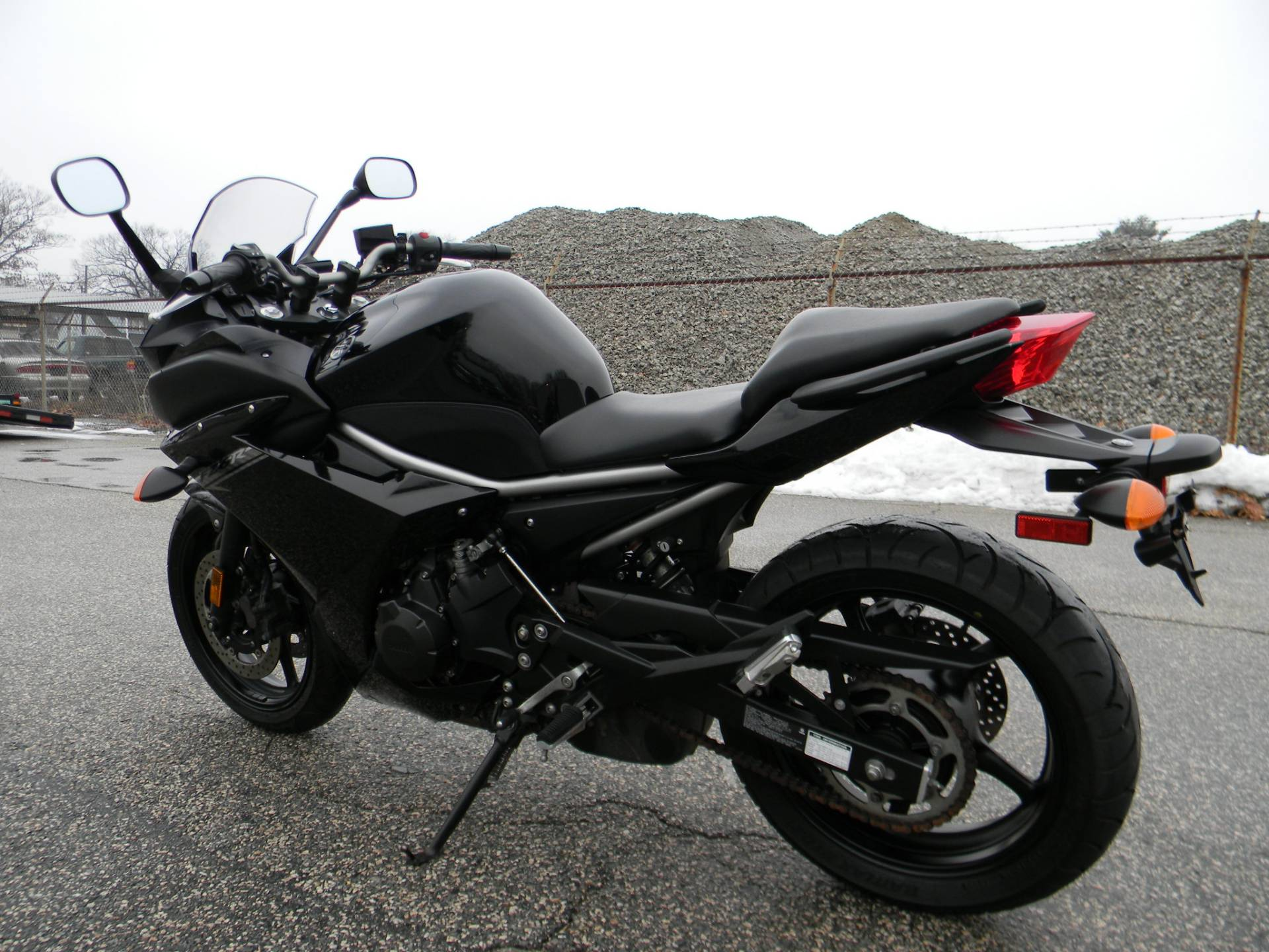 2014 Yamaha FZ6R in Springfield, Massachusetts