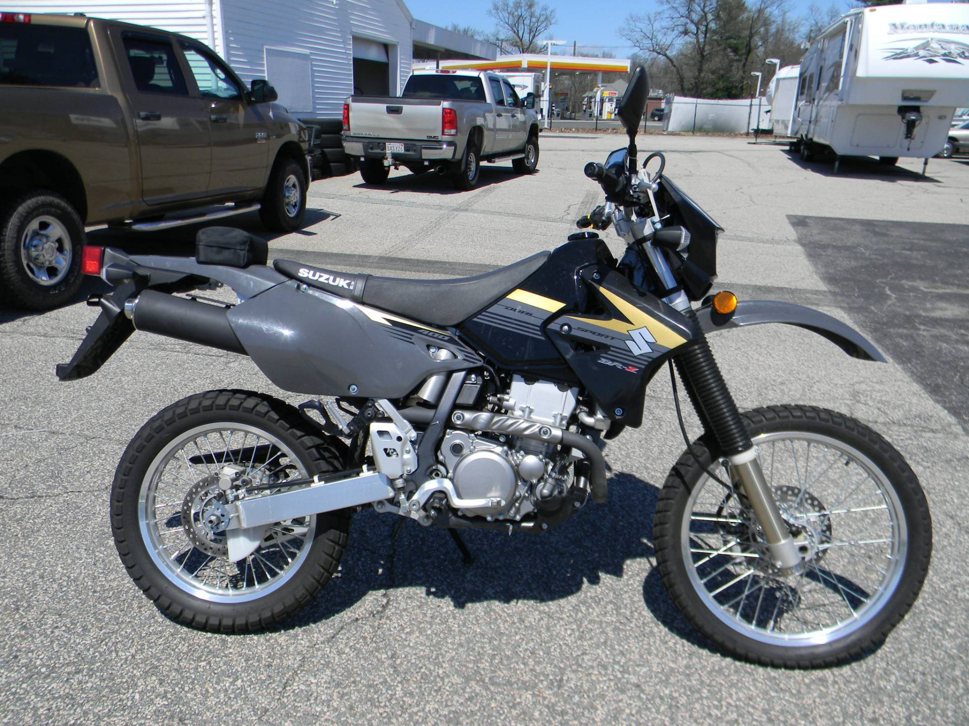 2016 Suzuki DR-Z400S in Springfield, Massachusetts - Photo 1