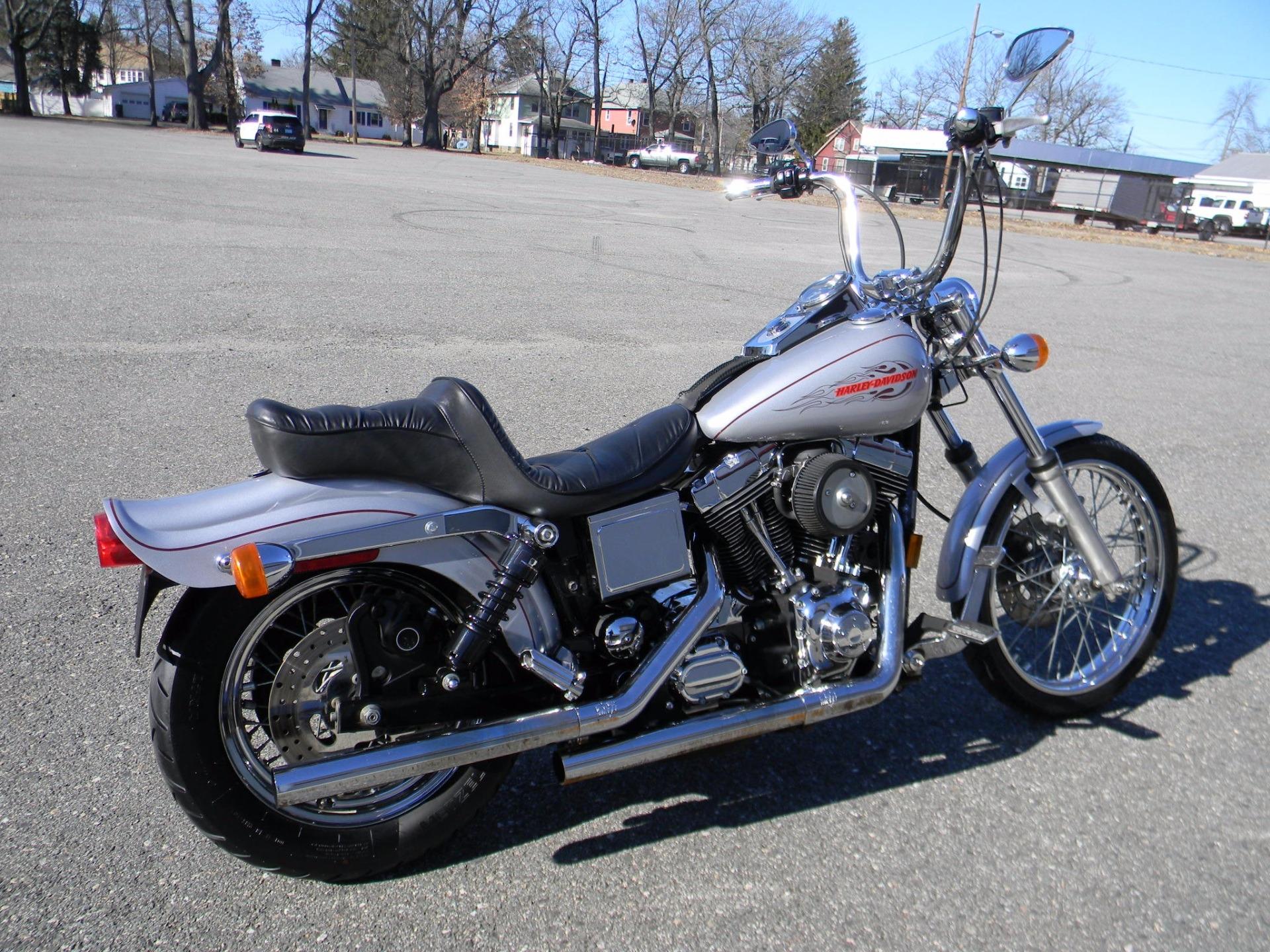 1999 Harley-Davidson FXDWG in Springfield, Massachusetts