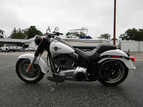 2011 Harley-Davidson Softail® Fat Boy® Lo in Springfield, Massachusetts - Photo 5