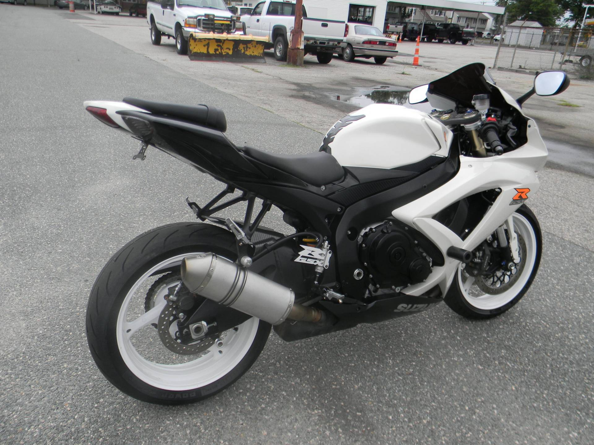 2008 Suzuki GSX-R600™ in Springfield, Massachusetts