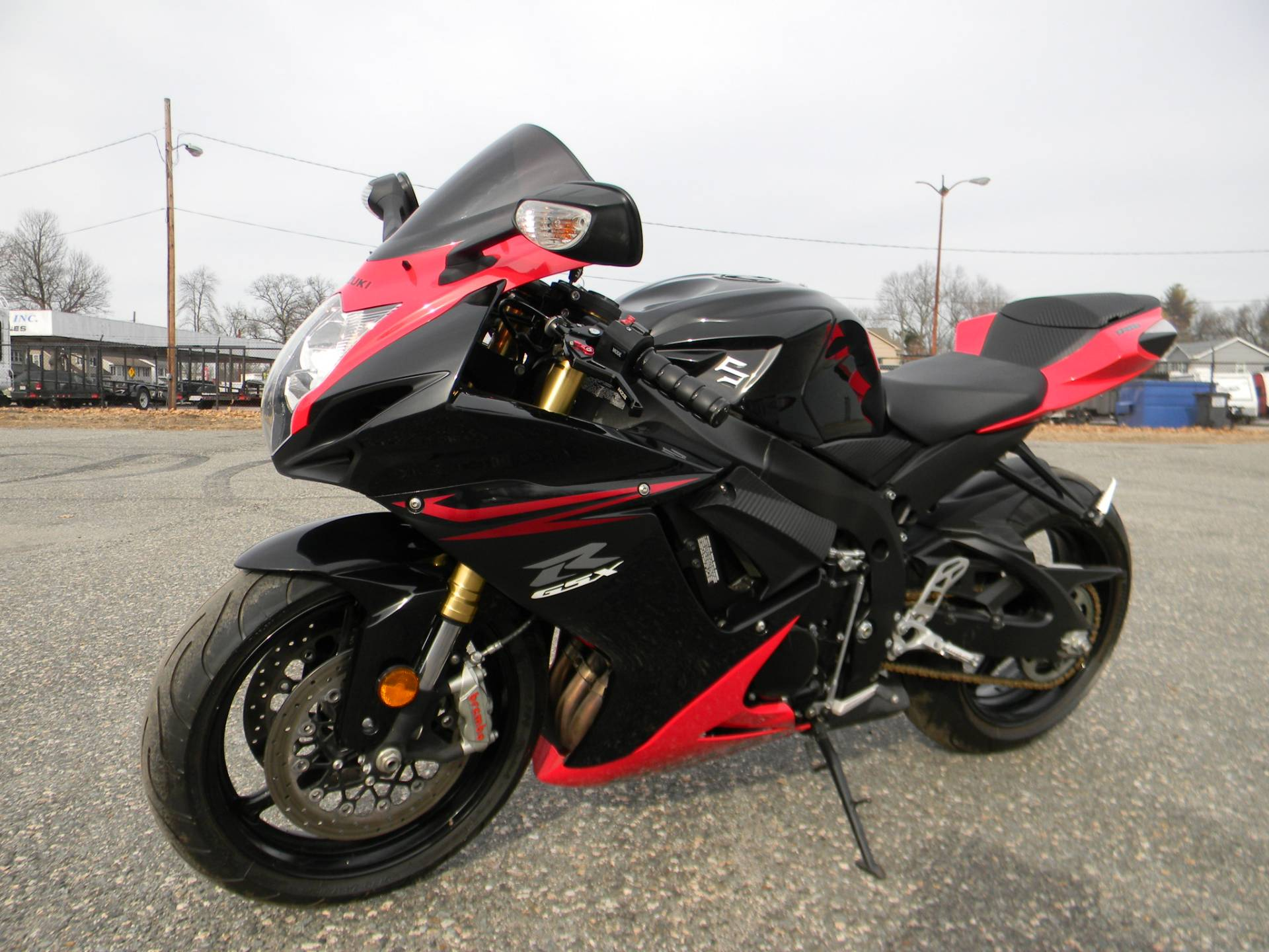 2014 Suzuki GSX-R750™ in Springfield, Massachusetts - Photo 5