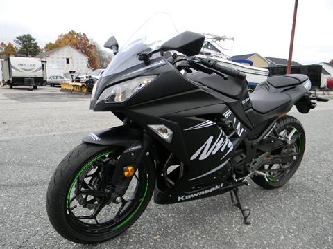 2017 Kawasaki Ninja 300 ABS Winter Test Edition in Springfield, Massachusetts - Photo 4