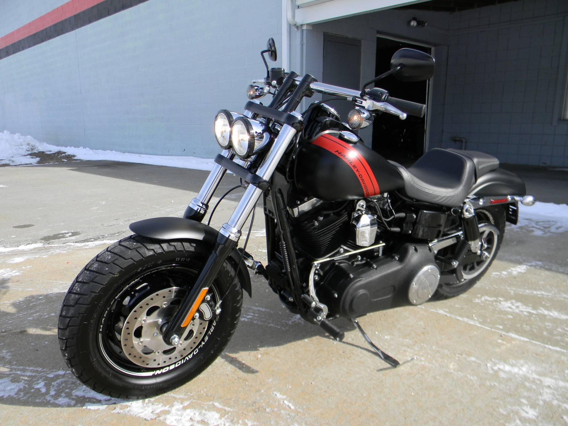 2016 Harley-Davidson Fat Bob 4