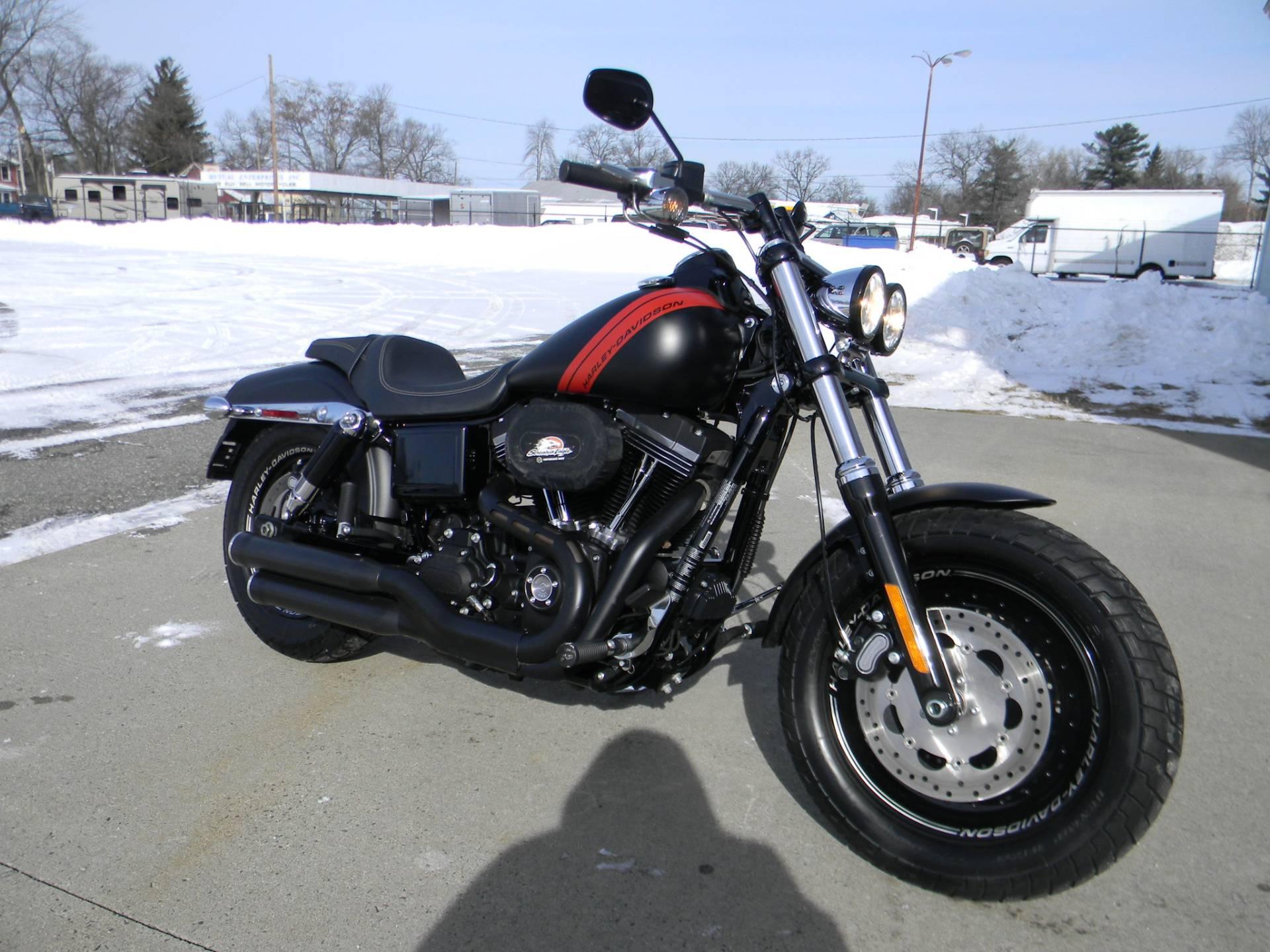 2016 Harley-Davidson Fat Bob 2