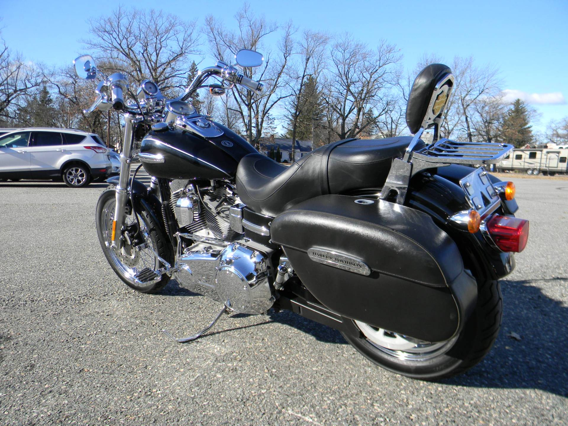 2007 Harley-Davidson Dyna® Super Glide® Custom in Springfield, Massachusetts - Photo 7