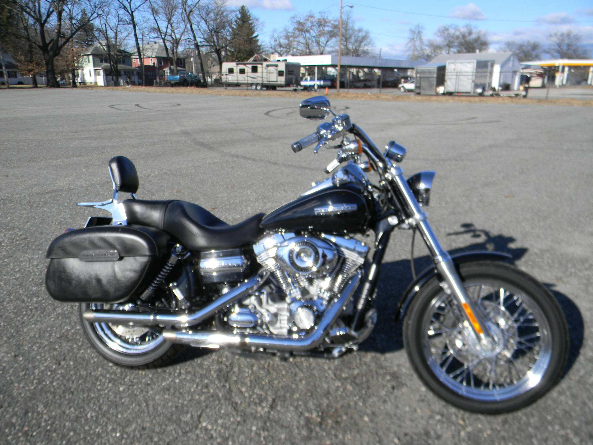 2007 Harley-Davidson Dyna® Super Glide® Custom in Springfield, Massachusetts - Photo 1
