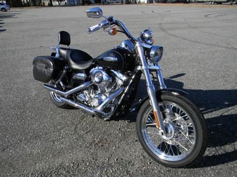 2007 Harley-Davidson Dyna® Super Glide® Custom in Springfield, Massachusetts - Photo 2
