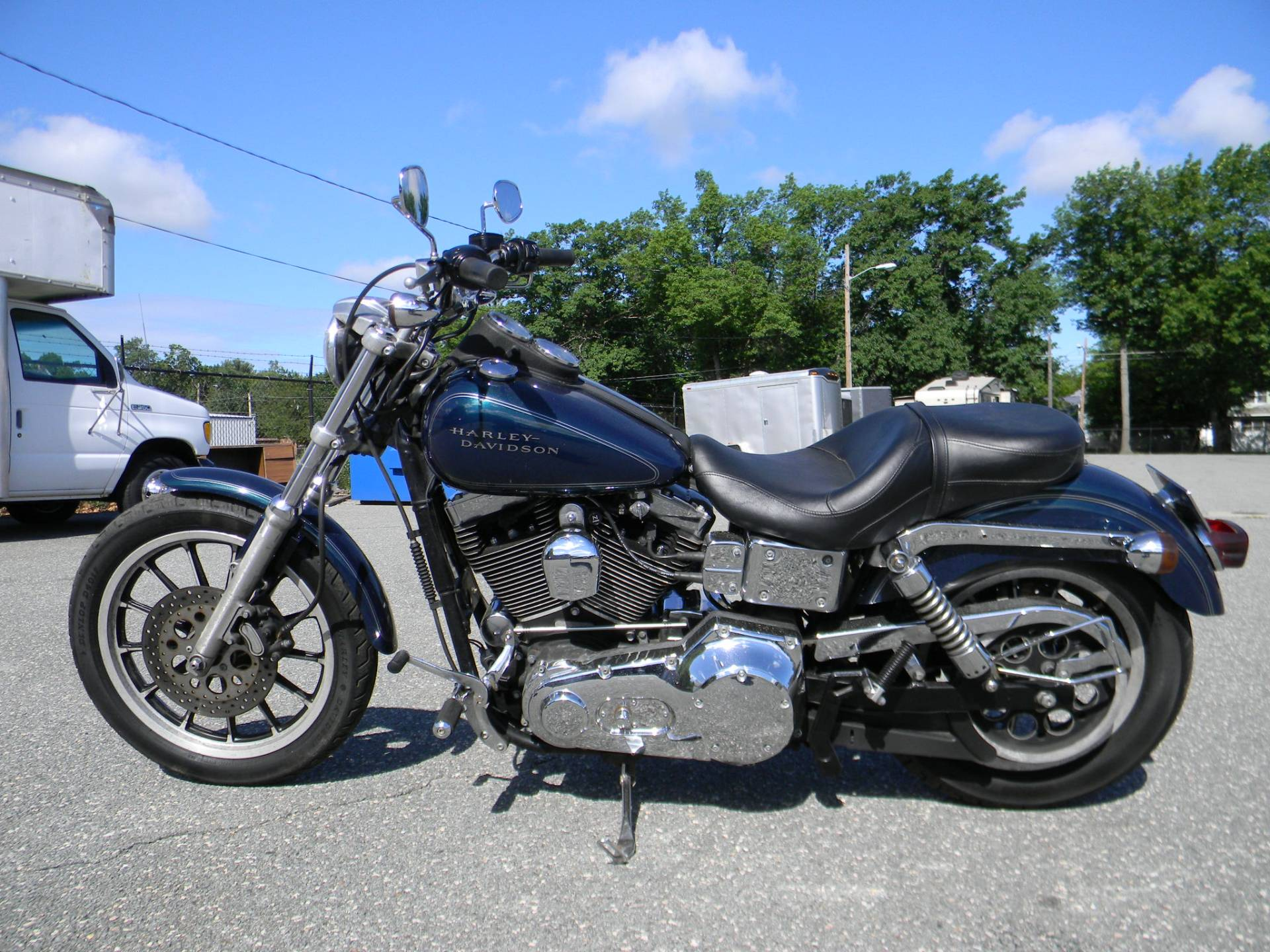 2002 Harley-Davidson FXDL  Dyna Low Rider® in Springfield, Massachusetts - Photo 5