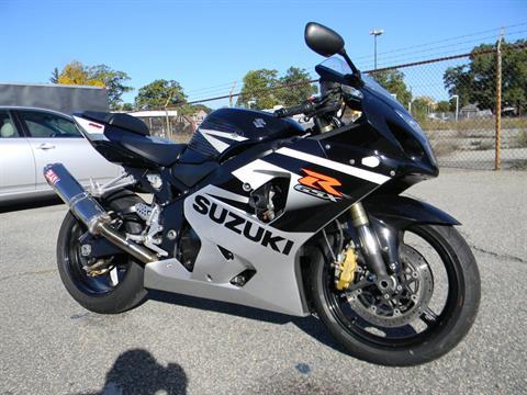 2005 Suzuki GSX-R600 in Springfield, Massachusetts