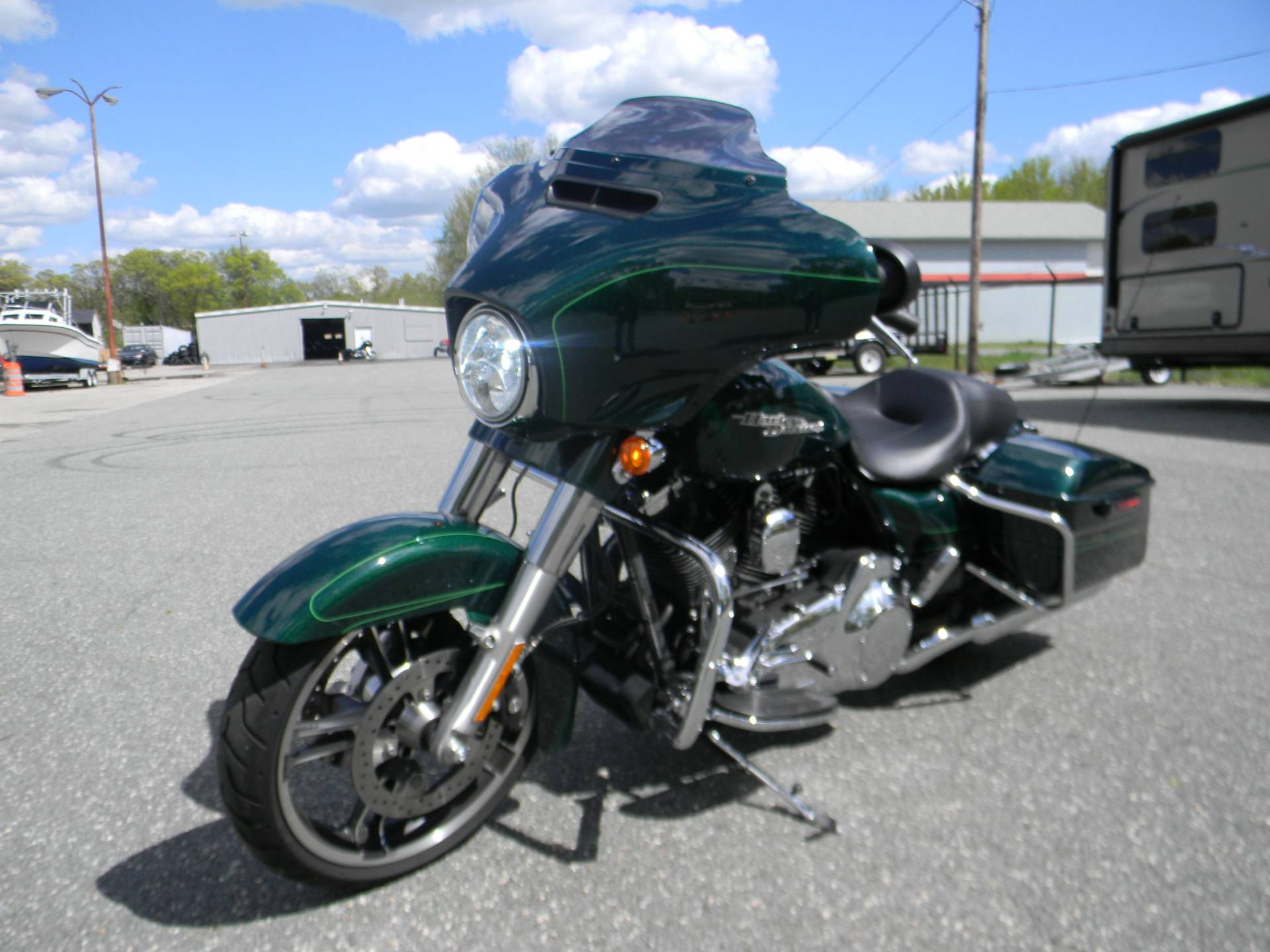 2016 Harley-Davidson Street Glide® Special in Springfield, Massachusetts - Photo 4