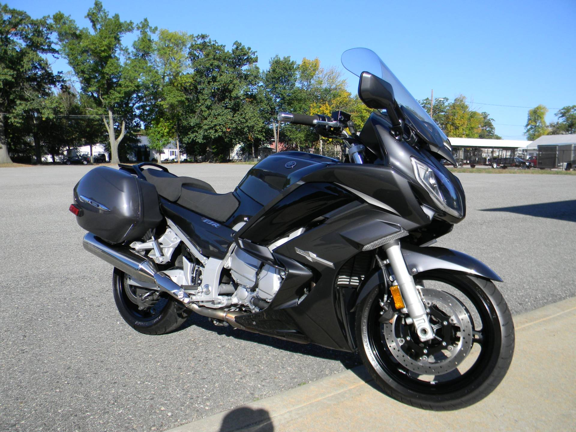 2015 Yamaha FJR1300A 2